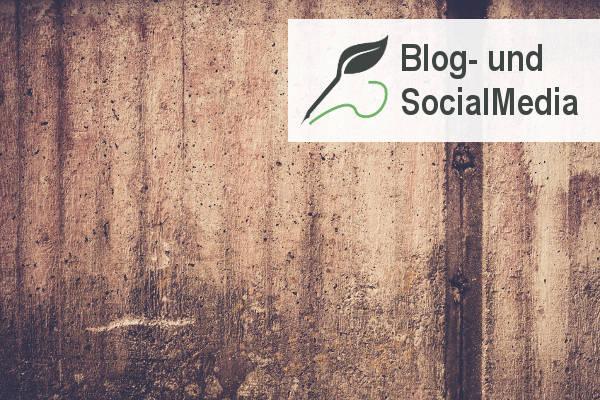 Blogs und SocialMedia