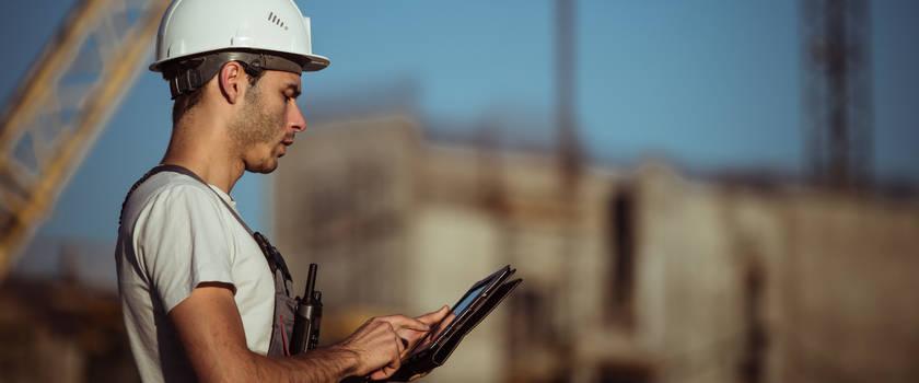 Digitslisierung in Bau und Sanierung